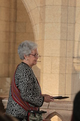 Mtis Elder Reta Gordon at the Dedication Ceremony for the Stained Glass Window. (Aboriginal Affairs and Northern Development Canada) Tags: canada window photo artwork culture parliament stainedglass sash elder firstnations apology inuit reconciliation houseofcommons mtis centreblock aboriginalpeoples indianresidentialschools aandc aboriginalaffairsandnortherndevelopmentcanada retagordon