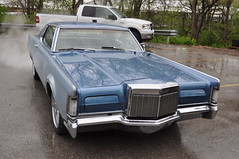 "1969 Lincoln Mark III • <a style=""font-size:0.8em;"" href=""http://www.flickr.com/photos/85572005@N00/8681322834/"" target=""_blank"">View on Flickr</a>"