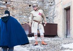 Fighting against the Wizard. (LaPanteraRosa.) Tags: costume orava slovakia szlovkia sigma1770 sonyalpha700