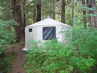 Alaska Fishing Tent Camp - Sitka 2
