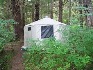Alaska Fishing Tent Camp - Sitka 2