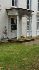 The Grange Morden (sarflondondunc) Tags: london swastika merton morden portico centralroad thegrange gilliathatfeild steelhawes sthelieravenue