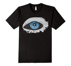 All Seeing Eye Black T-Shirt (Saggio Designs) Tags: different live tshirt your passion designs success determination persistence saggio individuality perfectly