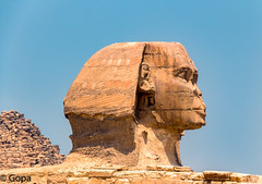 Sphinx Head (gambat) Tags: egypt egyptianarchitecture eos70d egyptiangods nile architecture ancientarchitecture ancientegypt openair sphinx giza