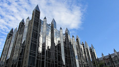 PPG Place, Downtown Pittsburgh. (dckellyphoto) Tags: ppgplace pittsburghpennsylvania pittsburgh pittsburghpa alleghenycounty glass downtown urban pennsylvania reflect reflection