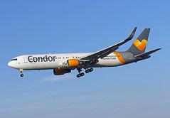 B767-3.D-ABUA-1 (Airliners) Tags: boeing condor 767 bwi boeing767 b767 dabua b7673 71716 condorairlines
