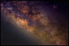 Center of the Milky Way (G A M A U F | V I S U A L S) Tags: astro astrophotography astronomy iamastrophotograhy nightshot gamaufvisuals longexposure milkyway nebbulae nebula nebulae widefield stars fuerteventura canarias spain deep sky deepsky d810a nikon