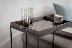 Beistelltisch_und_Tablett_NotreMonde_WHOSPERFECTTGN-020720 Rectangle tray table TGN-020351 Burgundy Ikat mirror tray (5) (aprioripr.com) Tags: table design tisch interiordesign accessoires wohnzimmer tablett wohnen beistelltisch