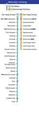 Dream of a metro- and lightrail [U-Bahn] signboard (davidvankeulen) Tags: europe europa netherlands thenetherlands underground subway ubahn ondergrondse metro urbanrail unterbahn stadtbahn tram tramway strassenbahn strasenbahn tranvia lightrail metrolink semimetro randstadrail nederland holland nederstad dream droom toekomst future megastructure megastructuur dreamcity droomstad deltametropool metropool metropolis denhaag thehague metropoolrotterdamdenhaag metropoolnederland davidvankeulen davidvankeulennl davidcvankeulen urbandc