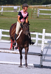 IMG_2432 (SJH Foto) Tags: horse show rider jump action shot girl teen teenager