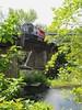 Crossing the Naugatuck (Joseph Stroppel) Tags: metronorth railfanning railroad brookville bl20gh horns naugatuck river bridge seymour waterbury shuttle