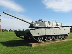 Thunderbolt- XM1 Abrams Prototype (Photo Squirrel) Tags: thunderbolt xm1 m1 abrams tank armor armour prototype apg aberdeenprovinggrounds aberdeenmd us army usarmy unitedstatesarmyordnancemuseumaberdeenmd