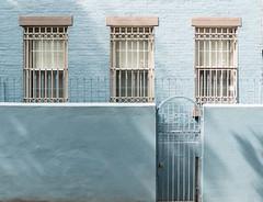 Windows (vpickering) Tags: newyorkcity blue windows ny nyc newyork window
