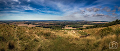 Wye Valley , North Down Way (LeePellingPhotography.co.uk) Tags: kent countryside down downs hiking north pano panorama route scenic view walk walking way wye