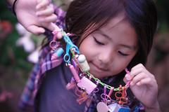 keychain (r3ddlight) Tags: sonya6300 sonyphoto sony85mmgm asian childern kids portrait keychain color