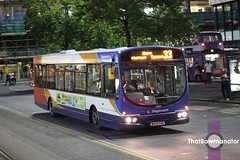 Stagecoach Manchester 21242 (Luke Bowman's Photography) Tags: stagecoach manchester 21242 volvo b7rle wright eclipse urban piccadilly gardens