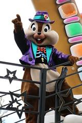Halloween Pop'n LIVE (sidonald) Tags: halloweenpopnlive disneyshalloween2016 tokyo disney tokyodisneyland tdl tokyodisneyresort tdr halloween parade      chip