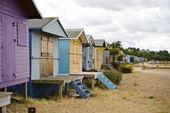 Huts (jamiethompson01) Tags: whitstable beach uk unitedkingdom august sony a7 zeiss 55mm 18f oysters