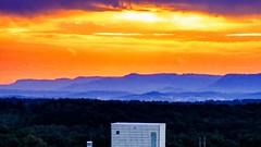Sunrise ○ Swabian Jura Alps ● Schwäbische Alb Ost (eagle1effi) Tags: canonpowershotsx60hs sx60 sunrise swabianalps schwäbischalb ostalb east panoramablick pano morningshot sonnenaufgang sx60best