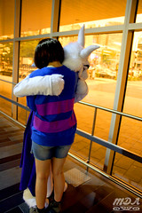Undertale 61 (MDA Cosplay Photography) Tags: undertale frisk chara napstablook asriel cosplay costume photoshoot otakuthon 2016 montreal quebec canada undertalecosplay fun