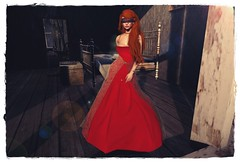 Aurelia Dress for the 3rd Jackpot gacha photo by Myfreshtrend (partnersincrime.sl) Tags: aurelia dress outfit long jackpot gacha