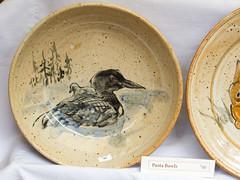Pottery by Frank Gosar, Off Center Ceramics (marketkim) Tags: product eugene oregon saturdaymarket festival artfair eugenesaturdaymarket artfestival