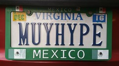 Very Happy (Gamma Man) Tags: mexico licenseplate vanitytag wankertag numberplate numbertag elichristman elijahchristman elijameschristman elijahjameschristman elichristmanrva elijahchristmanrva elichristmanrichmondva elichristmanrichmondvirginia elijahchristmanrichmondva elijahchristmanrichmondvirginia