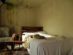 Y Motel (rickele) Tags: hoquiamwashington graysharborcounty abandonedmotel vacant outofbusiness ymotel usroute101 ushighway101 urbex mold