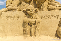 056 - Burgas - Sand Sculptures Festival 2016 - 24.08.16-LR (JrgS13) Tags: bulgarien filmhelden outdoor reisen sand sandscuplturefestivals sandskulpturenfestival urlaub burgas