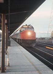 5 More Amtrak SDP40F Photos (railfan 44) Tags: amtrak