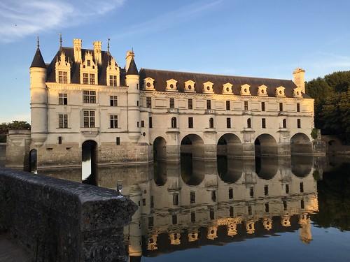 View of Château de Chenonceau