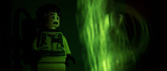 Something Strange (delgax) Tags: lego miniature minifigure minifigures minifig toyphotography toy toys scale small scifi ghost ghostbusters movie delgax
