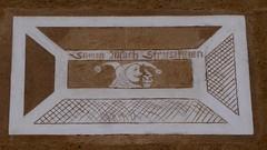 le crateur (2) (canecrabe) Tags: sgraffite chteau renaissance litomysl rpubliquetchque simonvlach autoportrait fou reprsentation