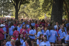 Week in Photos - 28 (Ole Miss - University of Mississippi) Tags: 2016 ctg0427 carewalk panhellenic greeklife sorority students walk greek grove walkofchampions arch oxford ms usa