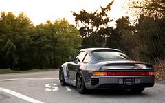 959. (Alex Penfold) Tags: porsche 959 grey supercars supercar super car cars autos carmel week 2016 america alex penfold