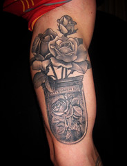 The Worlds Most Recently Posted Photos Of Tattoo And Tombstone