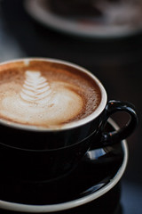 Latte (Roxanne Cooke) Tags: coffee cafe mug latte