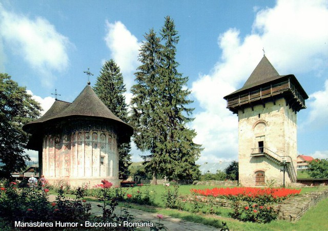 UNESCO WHS Romania Painted Churches of Moldavia: Humor 3