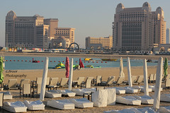 beach (broor) Tags: beach doha qatar arabiangulf stregis       qatara