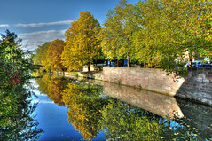 Autumn in Nuremberg (Habub3) Tags: travel autumn holiday germany deutschland reisen nikon urlaub nuremberg herbst vacanze nrnberg d300 2013 habub3 mygearandme
