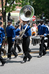 CO217 Hightstown Rams Band (listentoreason) Tags: music usa holiday art museum america canon newjersey unitedstates drum favorites places event princeton trombone musicalinstrument tuba woodwind memorialday woodwindinstrument ef28135mmf3556isusm percussioninstrument score30