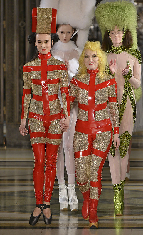 London Fashion Week - Autumn/Winter 2013 - Pam Hogg - WENN.com