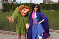 Meeting Quasimodo and Esmeralda