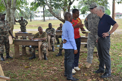 Final preparations for Central Accord 13 ensure U.S., African partners ready for success