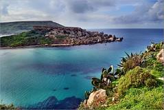 Riviera Bay, Malta. Nikon D3100. DSC_0258.