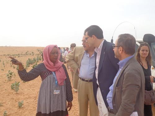 European Union Ambassadors visit to Al Fashir, North Darfur in Sudan