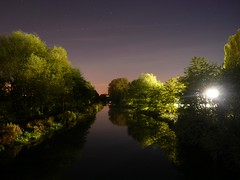 Canal view night