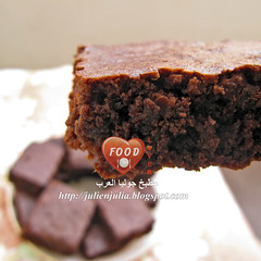Chewy Gooey Fudgy Cocoa Brownies (Food Lover ) Tags: dessert yummy chocolate chewy desserts delicious fabulous brownies gooey chocolaty             frudgy