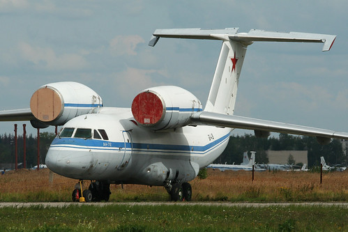 Antonov An-72 '948 black'