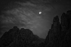 In Tenebris (a galaxy far, far away...) Tags: nightphotography bw moon mountain alps nature monochrome mystery night montagne alpes lune canon dark stars landscape mond noche blackwhite mood darkness nacht outdoor hiking dream atmosphere nat natura monochromatic luna bn minimal mysterious lua mystical dreamy wilderness alpen minimalism occult minimalismo alpi nuit montagna minimalist notte atmospheric mystic dolomites dolomiti rosengarten biancoenero esoteric noc ksiyc otherworldly alpinism dolomiten maan mysticism mnen  catinaccio dolomitas onirico   oneiric  impressedbeauty 70300canon msc 5dmarkii crodadirelaurino robertobertero